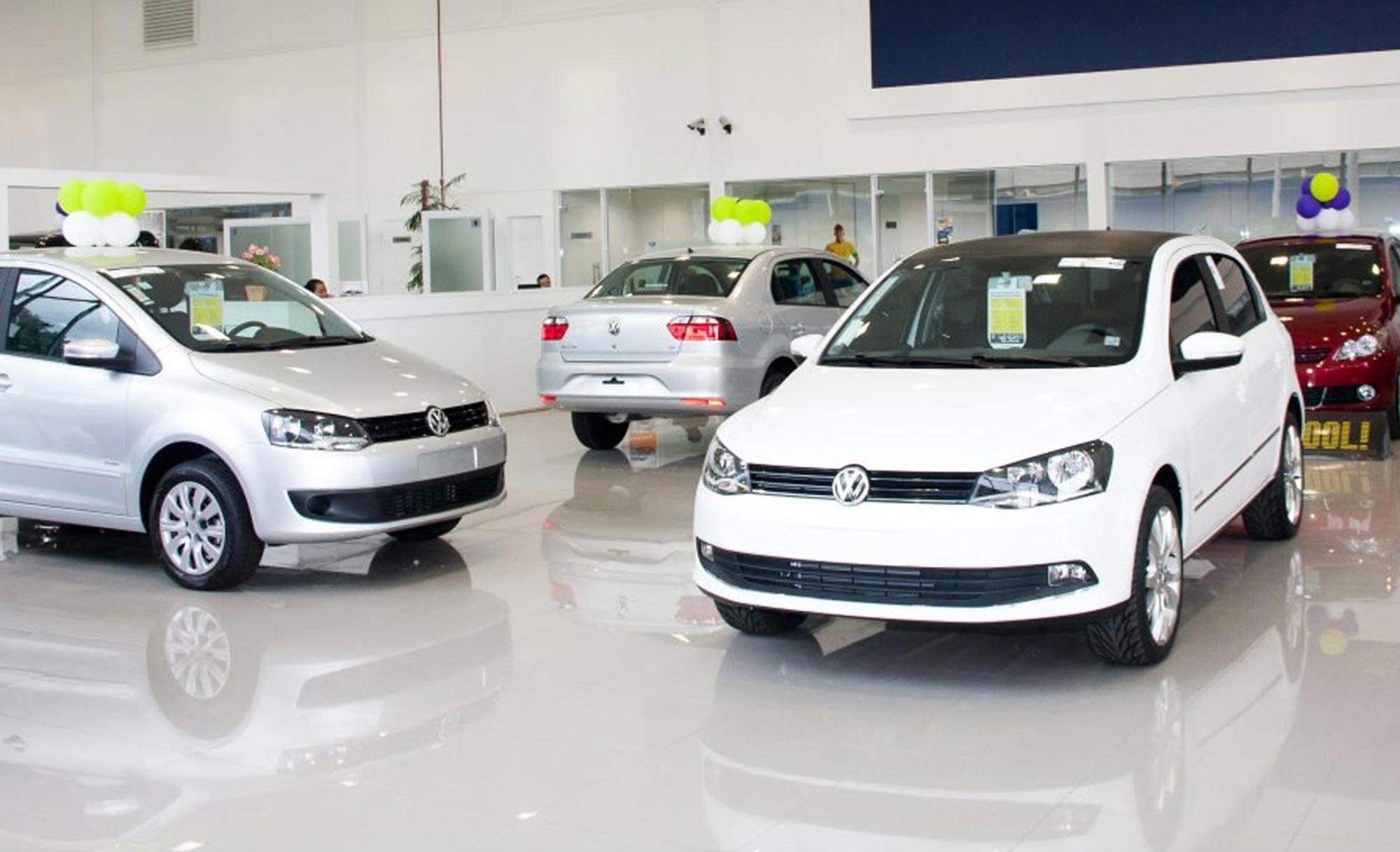 Venda de veículos novos despenca 22,92% em MT