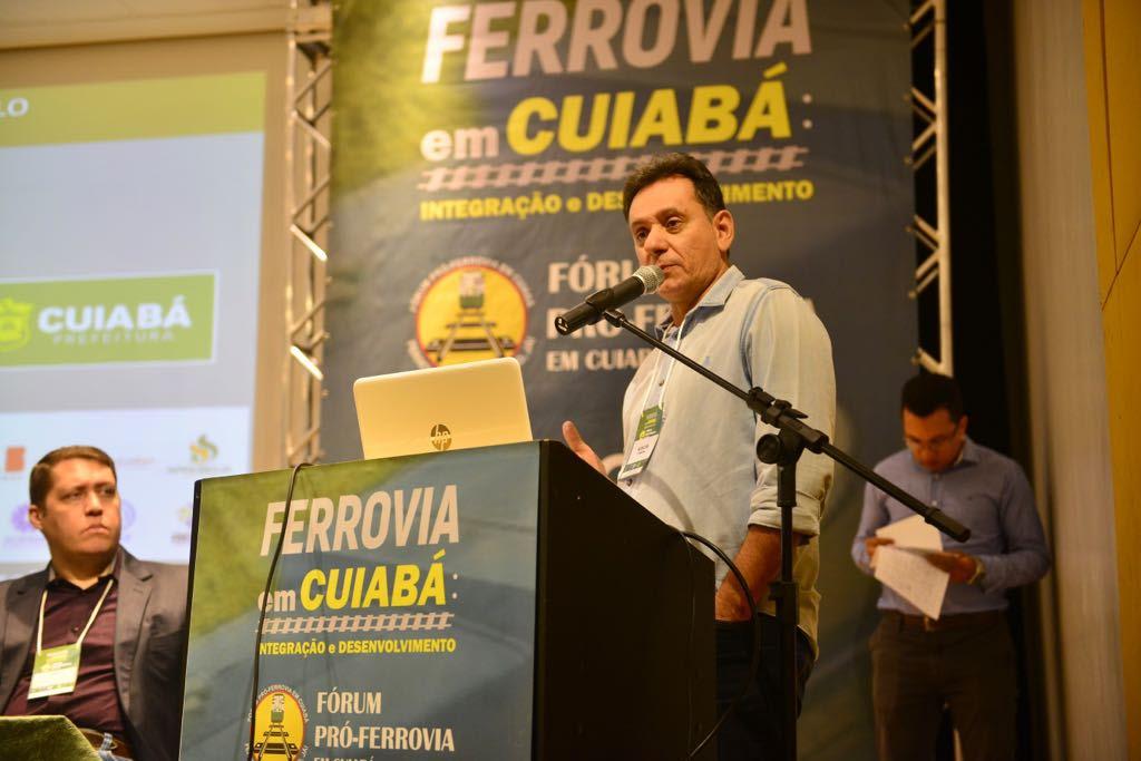 """Leitão defende """"verticalização da economia"""" como mote para impulsionar desenvolvimento de MT"""