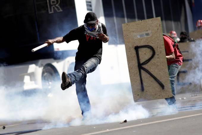'Isso é péssimo para a democracia brasileira', diz Maggi sobre protestos