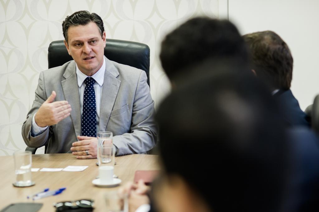 Pré-candidato ao Senado, Fávaro dissemina projeto no Vale do Araguaia