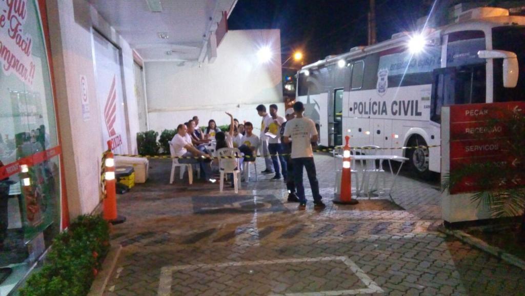 Operação Lei Seca aborda 105 veículos na Avenida Isaac Póvoas
