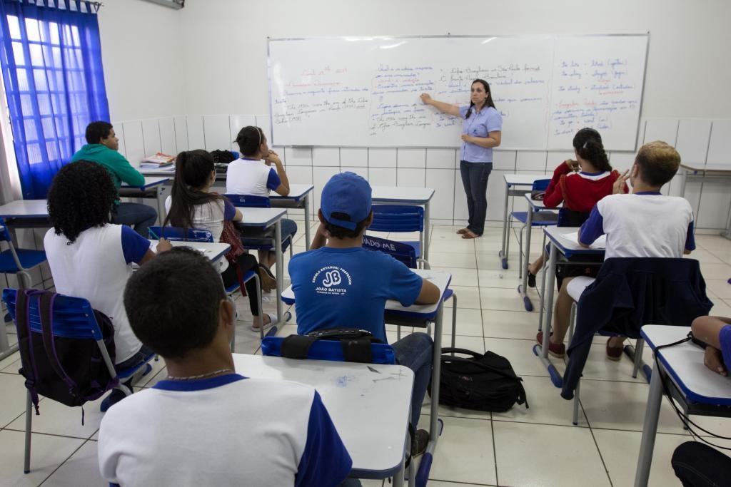 Professores relatam desafios vivenciados em sala de aula