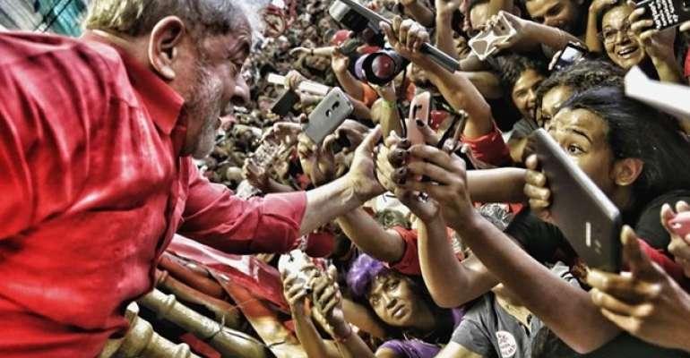 Debate dos presidenciáveis na Band: Lula esquecido e Moro ministro