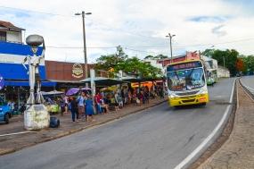 Praça Maria Taquara recebe estudos para instalação de novos pontos de ônibus