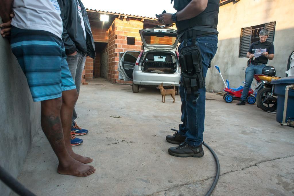 Operação Bairro Seguro termina com 255 pessoas presas
