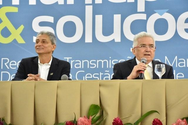 Em Brasília, presidente da AMM diz que é contra revogação da Lei Kandir