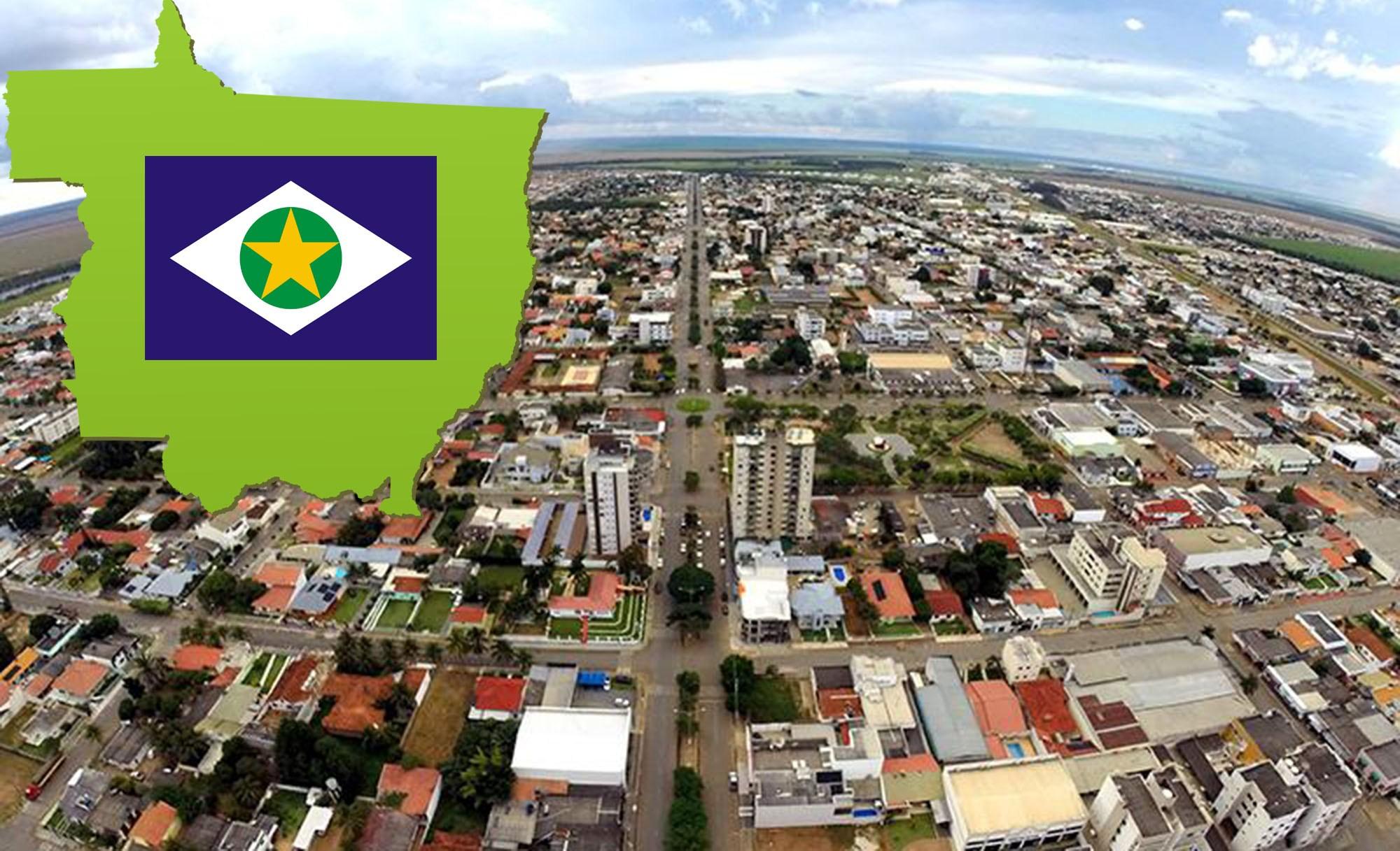 Administrada pelo prefeito �rico Piana, o número de eleitores de Primavera do Leste evoluiu 72%.                                                                       - Foto: Divulgação