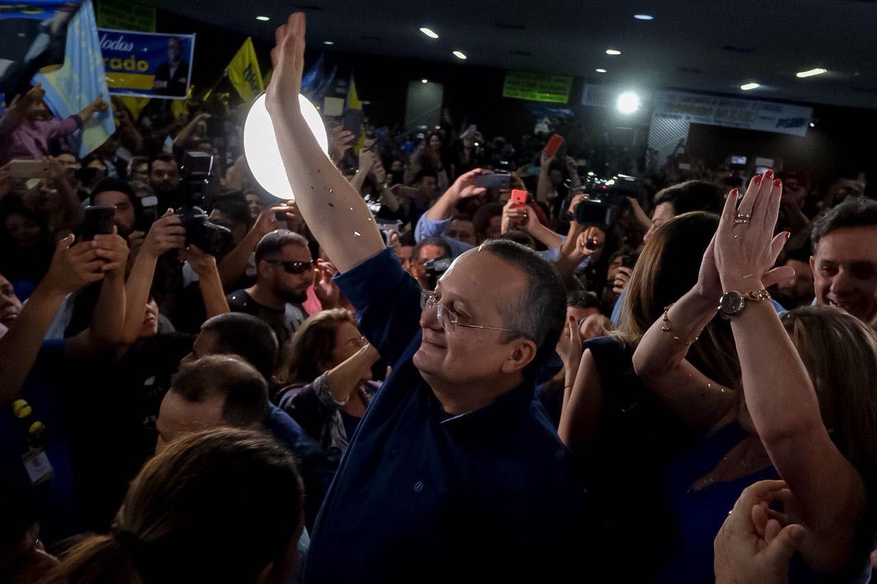"""""""Pegamos um Estado quebrado, um Estado roubado"""", revida governador"""