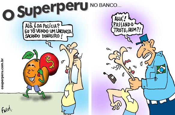 Charge publicada no Diário de Cuiabá em 9 de maio de 2012
