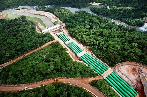 Juiz bloqueia R$ 30 milhões de empresa responsável por hidrelétrica