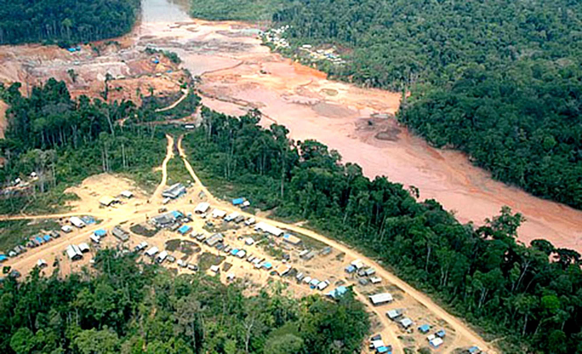 Invasão na Serra da Borda termina com 17 presos por crime ambiental