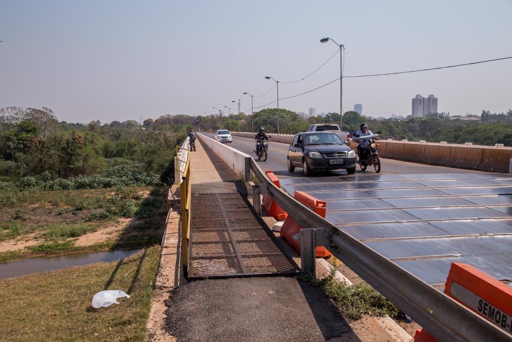 Governo rompe contrato e descarta risco de desabamento de ponte