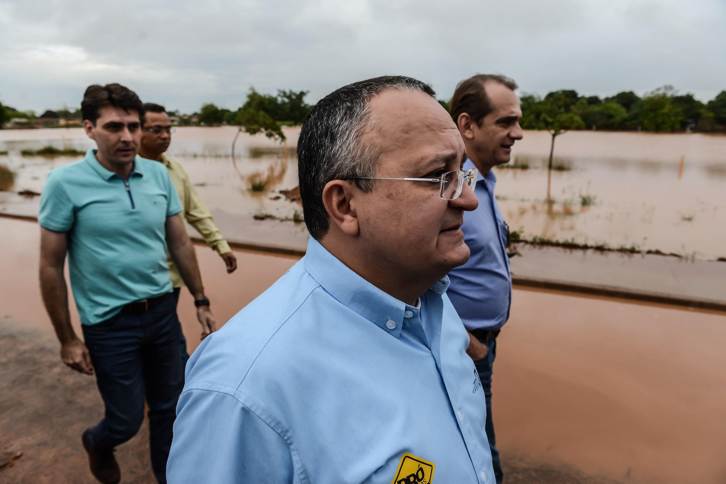 """Taques rebate críticas e diz que """"aumentou orçamento da saúde para os municípios"""""""
