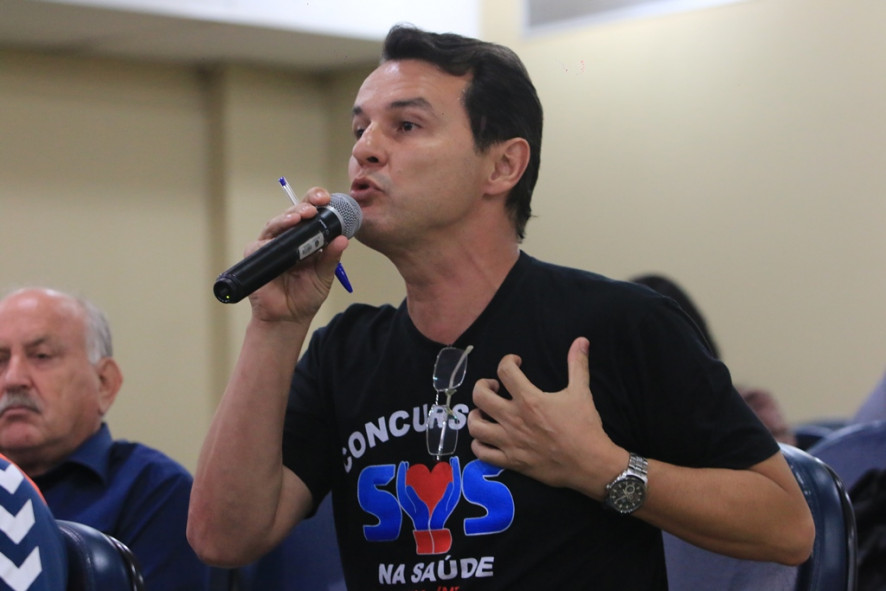 """""""Lavaram as mãos igual a Pilatos"""", assevera Oscarlino Alves sobre Governo Taques"""