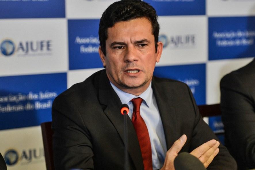 Sérgio Moro critica postura da Câmara acerca do pacote anticorrupção