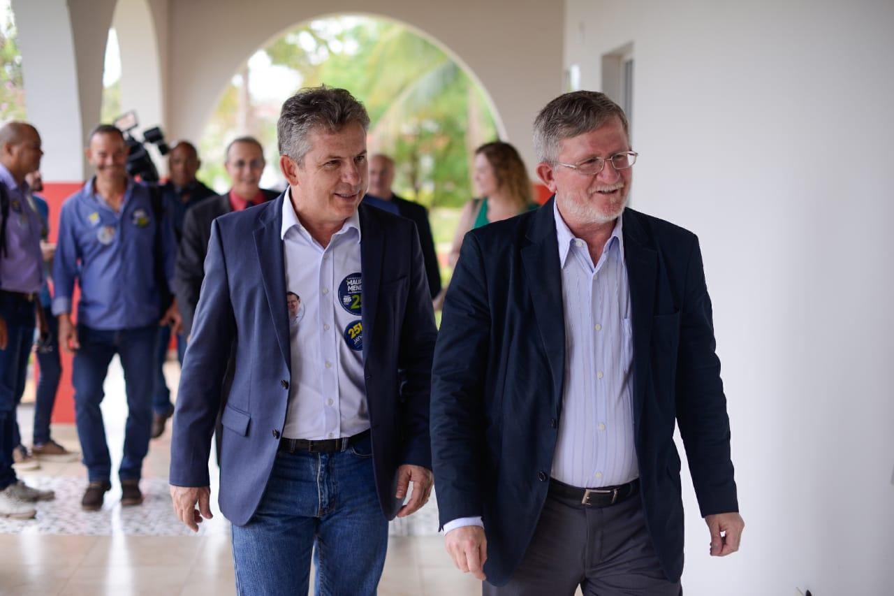 """""""Não existe hoje nenhum fornecedor em dia no Estado e restos a pagar vão chegar a R$ 4 bi"""", dispara Mendes"""