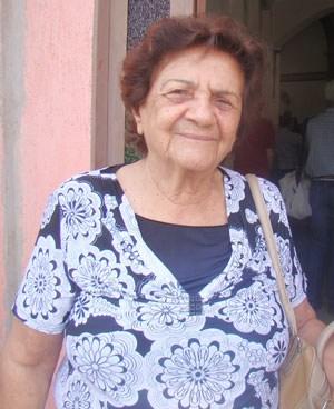 Sarita Baracat - Primeira prefeita de Várzea Grande