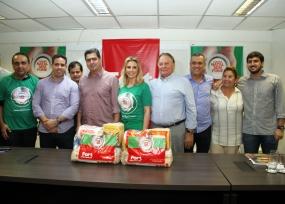 Natal Sem Fome de Cuiabá abre doações com 3 mil cestas básicas