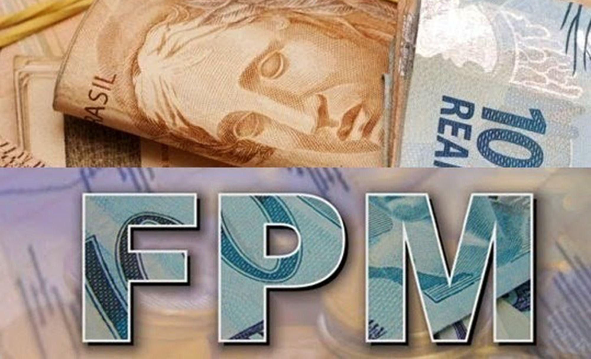 Prefeituras recebem R$ 26,9 milhões do FPM nesta 6ª feira; valor é 13% maior