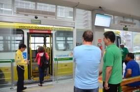 Quase 60% dos usuários diz que transporte público melhorou no último ano