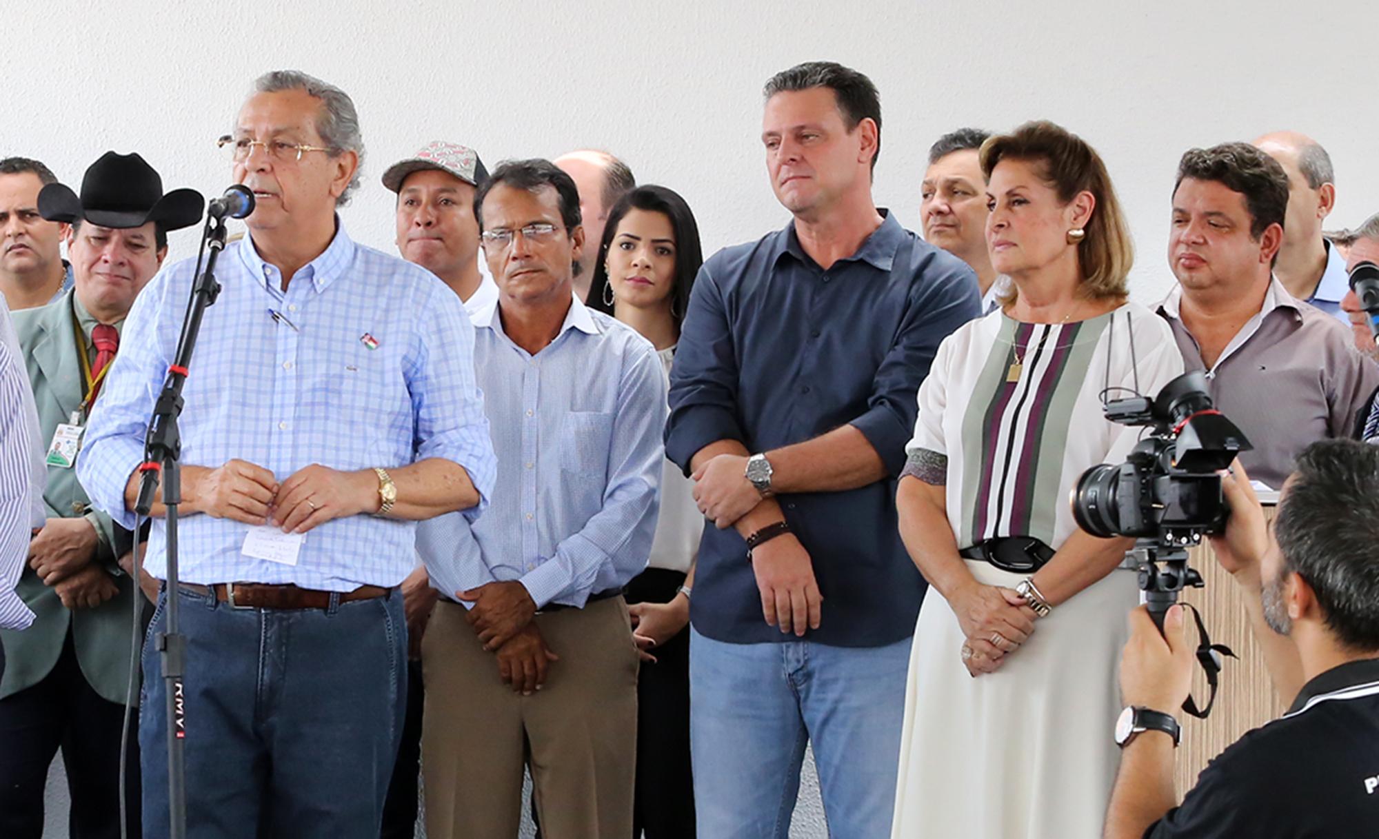 Lucimar promete concluir obras do Hospital Pronto Socorro até setembro
