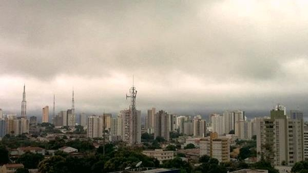 Cuiabá continua com baixas temperaturas nesta segunda-feira