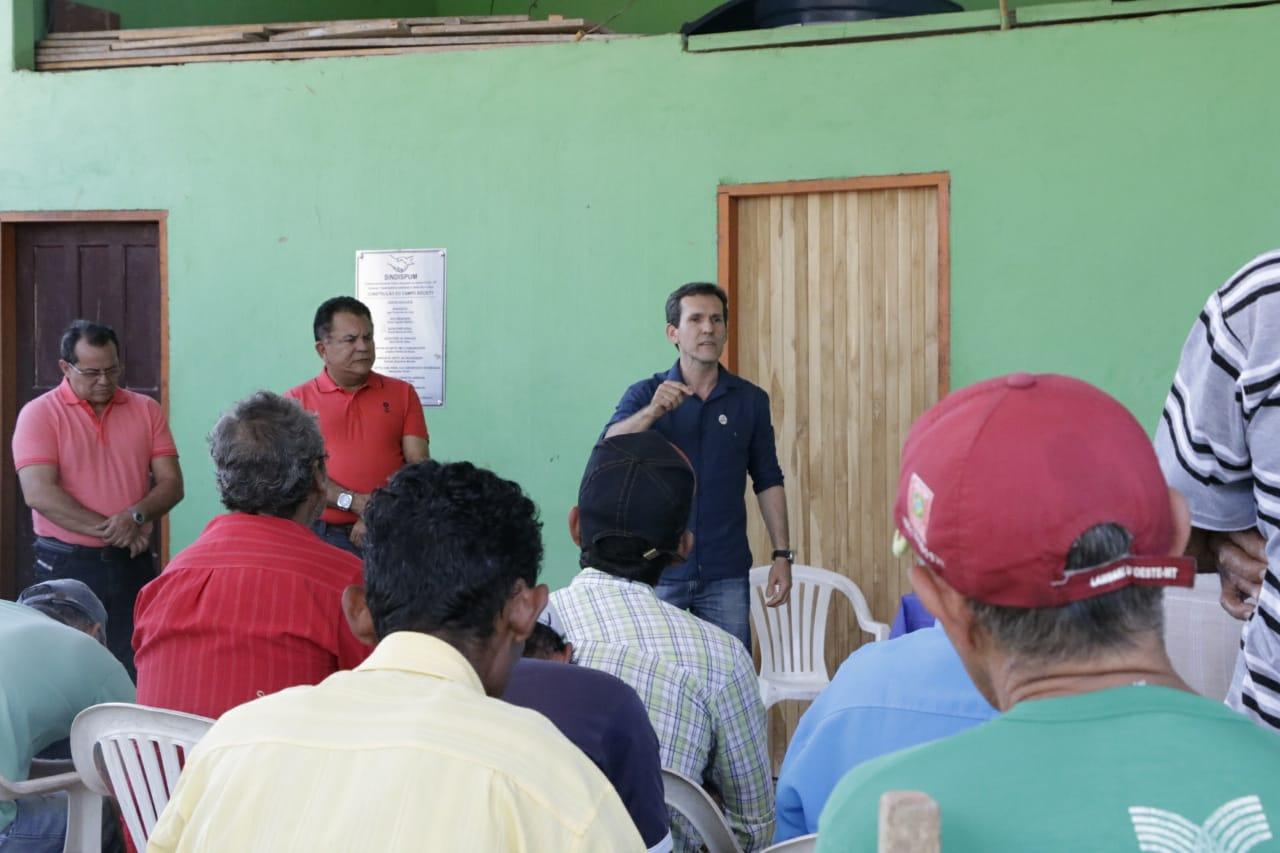 """Arthur Nogueira avisa que """"não dará continuidade às obras do VLT"""""""