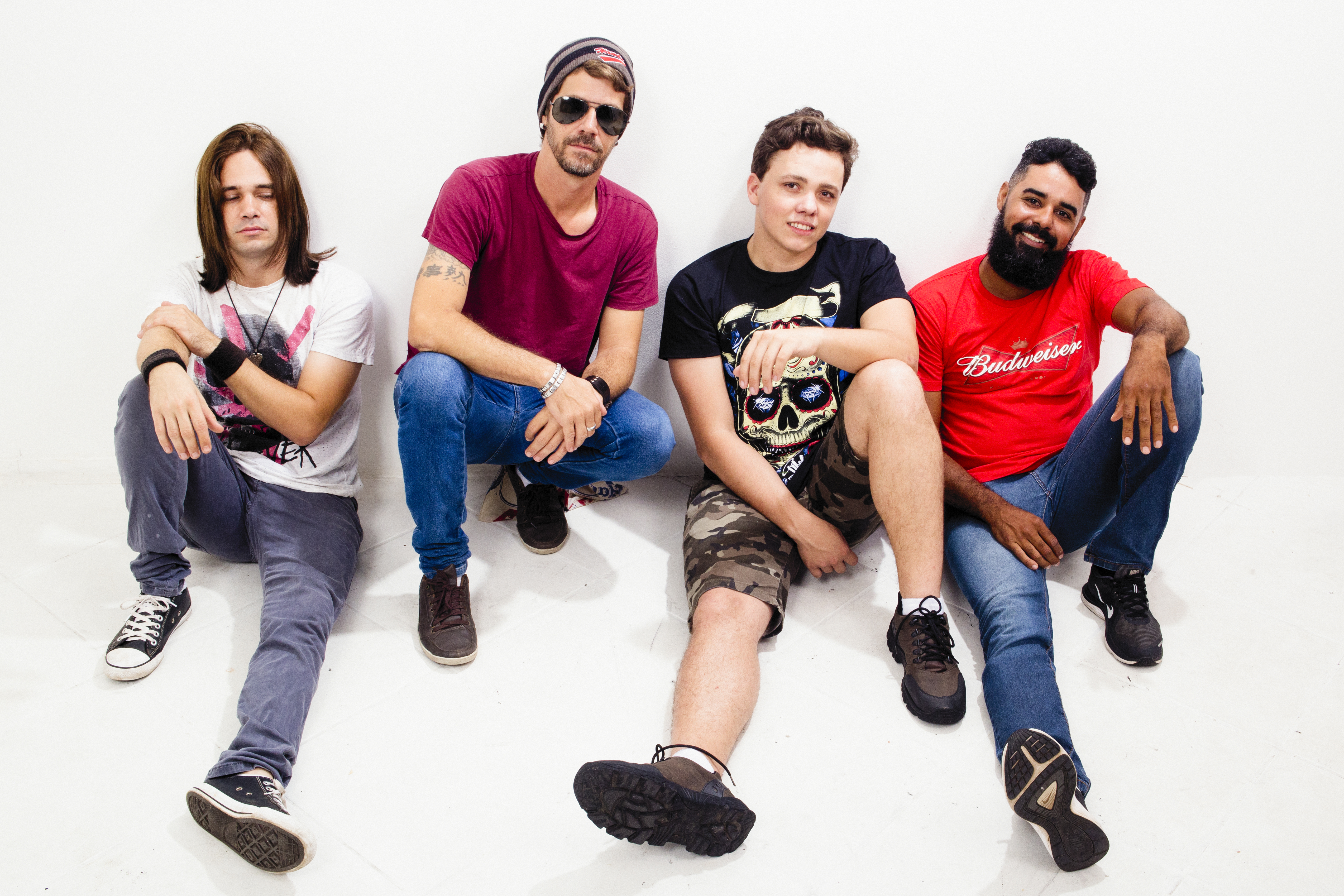 Conheça a banda Heróis de Brinquedo: uma das atrações do Festival Showrrasco