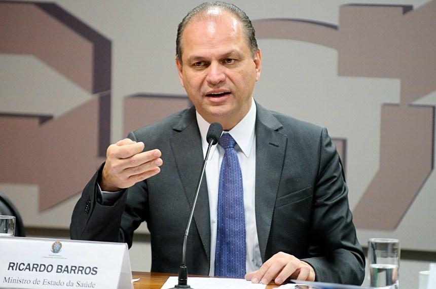 Ministro diz que solução para hospitais filantrópicos depende do Governo de MT