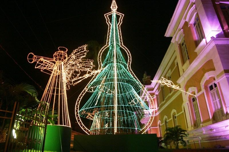 Prefeitura define programação de Natal com Centro Histórico iluminado e atrações culturais