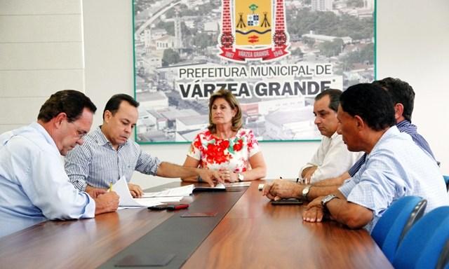 Prefeitura de Várzea Grande convoca aprovados no concurso público