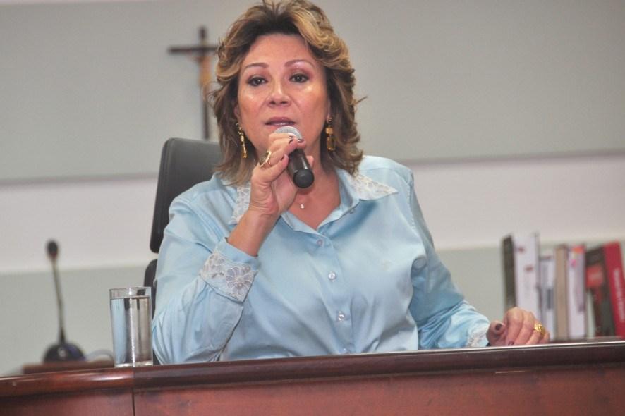 """""""O Judiciário não pode sofrer nenhum corte, ao contrário, precisa de mais investimentos"""", diz Maria Helena"""