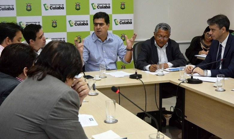 Prefeito anuncia aporte de R$ 100 mi e entrega do novo PS de Cuiabá em dezembro de 2018